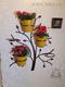 """Suport cinci ghivece flori """"Copacel"""" Bucuresti"""