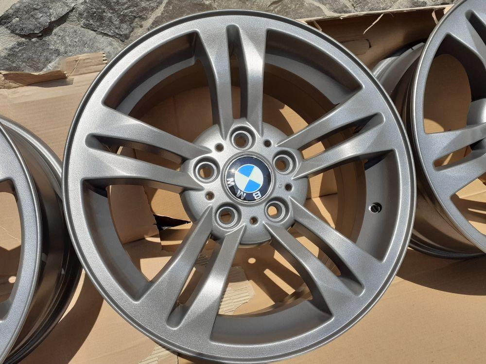 Vand jante aliaj originale BMW pe 17 pentru Bmw X3 Mures